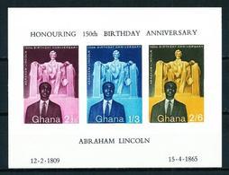 Ghana Nº HB-1 Nuevo - Ghana (1957-...)