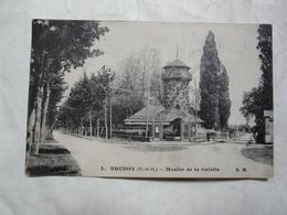 CPA 91 ESSONNE - BRUNOY : Moulin De La Galette - Brunoy