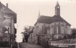MEUSE CLERMONT EN ARGONNE EGLISE - Clermont En Argonne