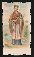 HEILIG PRENTJE - IMAGE PIEUSE - 12 X 6.5 CM --   SINT JOANNES NEPOMUCENUS - Images Religieuses