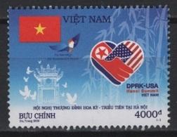 Vietnam (2019) - Set -  /   Summit Korea - USA - Sellos
