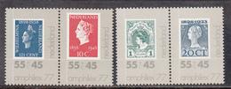 The Netherlands MNH NVPH Nr 1137/40 From 1977 / Catw 2.40 EUR - Ungebraucht
