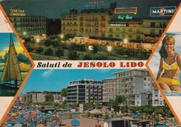 12445-SALUTI DA JESOLO LIDO(VENEZIA)-FG - Saluti Da.../ Gruss Aus...