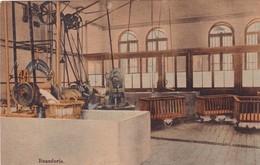 WAVRE - NOTRE DAME,,,ETABLISSEMENT Des  URSULINES ,,,BUANDERIE,,,,COLORISEE ,,,1914,,,VOIR CACHETS ,,,TBE - Sint-Katelijne-Waver