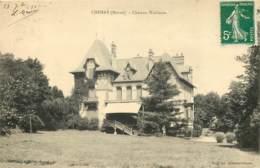 51 - CHENAY - Chateau Walbaum En 1912 - Other Municipalities