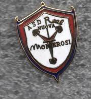ASD Real Nuova Monterosi Viterbo Calcio Distintivi FootBall Sport Pins - Calcio