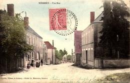 > [89] Yonne >  SORMERY    / UNE RUE - Other Municipalities