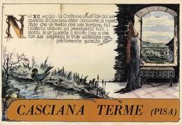 12449-CASCIANA TERME LARI(PISA)-FG - Pisa