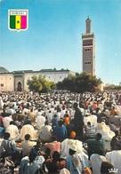 Afrique-SENEGAL DAKAR La Mosquée  (Editions :A.D.P  Dakar 6491)*PRIX FIXE - Senegal