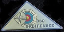 CLUB DE TIR A L'ARC - BSC GREIFENSEE - CIBLE - SUISSE - SCHWEIZ - SWISS -     (21) - Archery