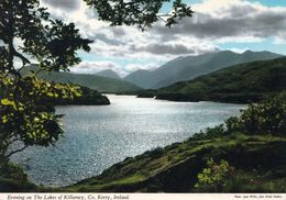 1 AK Irland Ireland * Evening On The Lakes Of Killarney - County Kerry * - Kerry