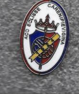 ACD Eclisse Carenipievigina Pieve Di Soligo Treviso Calcio Distintivi FootBall Sport Pins - Calcio
