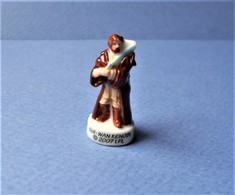 Fève 2008 Star Wars Obi Wan Kenobi (T 825) AFF 2008 Page 1 - Personnages