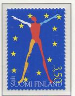 PIA - FINLANDIA - 1999  :  Presidenza Finlandese Dell' Unione Europea -  (Yv 1449) - Finlandia