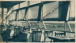 Photo (1955) : L'HOTEL DE L'OCEAN, Le Croisic (Loire-Atlantique) - Old Paper