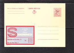 2224 Sanirenco - Entiers Postaux