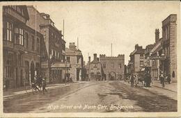 ( BRIDGNORTH )( ANGLETERRE ) - Shropshire