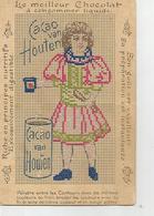 Pub Cacao Van Houten - Publicités