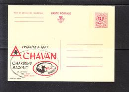 2311 Chavan - Entiers Postaux