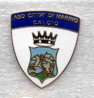 ASD Città Di Marino Roma Calcio Distintivi FootBall Soccer Pin Spilla Italy - Calcio