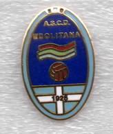ASCD Ebolitana Eboli Salerno Calcio Distintivi FootBall Soccer Pin Spilla Italy - Calcio