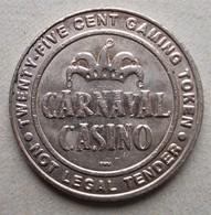 - CARNAVAL CASINO - 25 Cent - - Casino