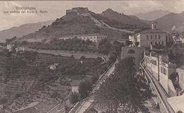 Ventimiglia Con Veduta Del Forte S. Paolo - Imperia
