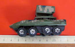 LANCIARAZZI METAL N. 1503 - Panzer