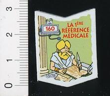 Magnet Le Gaulois 15/78 Les Découvreurs La Première Référence Médicale Médecine Médecin Anatomie Planche Anatomique Mag1 - Magnets