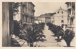 Imperia Porto Maurizio - Via XX Settembre - Imperia