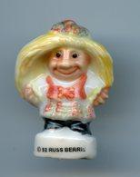 "FEVE  - FEVES - ""LES TROLLS - RUSS BERRIE 1995"" - - Hadas (sorpresas)"