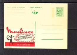 2382 Moulinex - Entiers Postaux