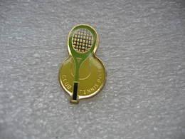 Pin's Du Club De Tennis De PELTRE (Dépt 57) - Tennis