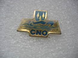 Pin's Du CNO (Club De Natation D'Ostwald) Dépt 67 - Natation