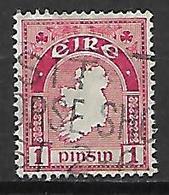 IRLANDE   -   1922 .  Y&T N° 41 Oblitéré. - 1922-37 Stato Libero D'Irlanda