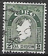 IRLANDE   -   1941 .  Y&T N° 81 Oblitéré. - 1937-1949 Éire