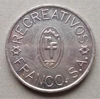 - Jeton De Jeu - Recreativos. Franco S.A - 2000 Pts - - Italie