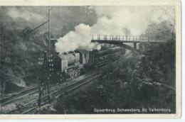 Valkenburg - Spoorbrug Schaesberg Bij Valkenburg - Uitg. Ph. V.d. Heuvel-Lemmens - Valkenburg