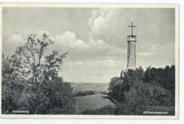 Valkenburg - 7 - Wilhelminatoren - Uitgave Drukkerij Crolla - 1936 - Valkenburg