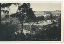 "Valkenburg - Panorama Vanaf Het Rotspark - Uitgave "" Het Land Van Valkenburg "" - 1957 - Valkenburg"