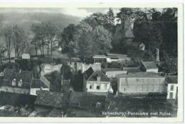 Valkenburg - Panorama Met Ruïne - Uitg. Ph. V.d. Heuvel-Lemmens - 1939 - Valkenburg