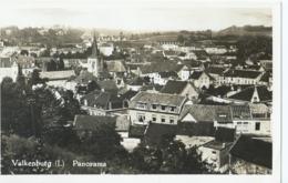 Valkenburg - Panorama - Uitgave Gebr. Simons, Ubach Over Worms - 1951 - Valkenburg