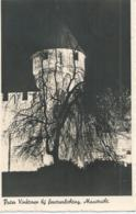 Maastricht - Pater Vinktoren Bij Feestverlichting - Foto Hub. Leufkens - 1943 - Maastricht