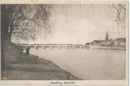 Maastricht - Maasbrug - Edition Das & Crombuch, Maastricht - 1917 - Maastricht