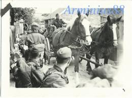Campagne De France 1940 - Feldküche - Gulaschkanone - Avance Allemande - Wehrmacht Im Vormarsch - Westfeldzug - War, Military