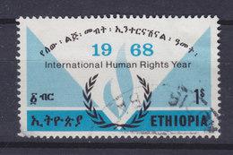 Ethiopia 1968 Mi. 585    1$ Internationales Jahr Der Menschenrechte - Äthiopien