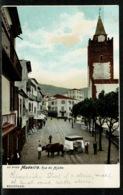 Ref 1299 - Early Postcard - Rua Do Aljube - Madeira Portugal - Madeira