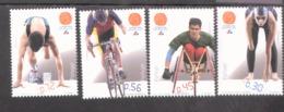 2844 - 2847 Parallympische Sommerspiele Postfrisch, MNH, Neuf ** - 1910-... República