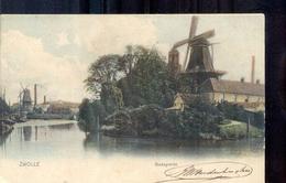 Zwolle - Molen - 1900 - Zwolle