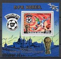 COREE DU NORD  Timbre Neuf De 1981  ( Ref  6498 )  Sport - Football - Corée Du Nord